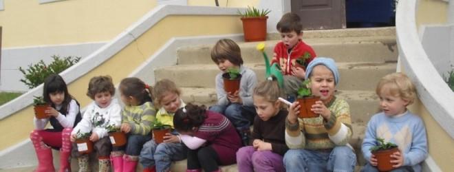 Mostra de Cultivos - visita nenos-4