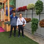 Colorful grasses e Sumnistros Bacelo en FlowerTrials